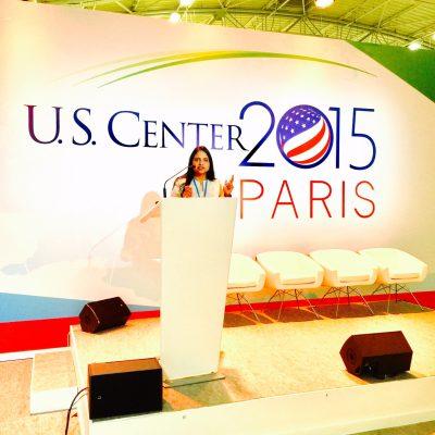 Gurdeep Chawla's Interpretation Services in US Center, Paris
